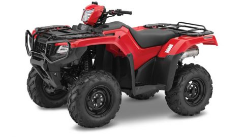 Honda 2019 TRX500 Rubicon IRS EPS