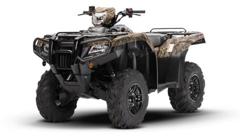 Honda TRX520 Rubicon DCT IRS EPS Deluxe 2020