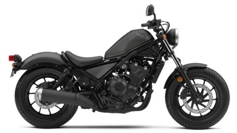 Honda Rebel 500 ABS 2019