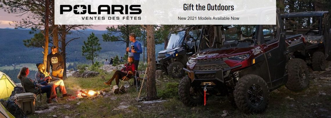 polaris holiday ranger