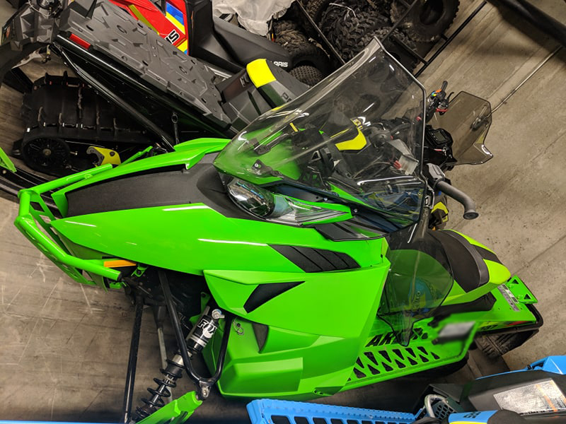 Arctic Cat ZR 6000 137 Limited 2016
