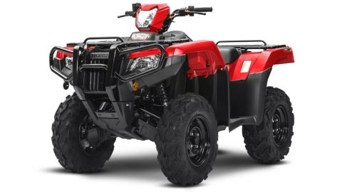 Honda 2020 TRX520 Rubicon IRS EPS