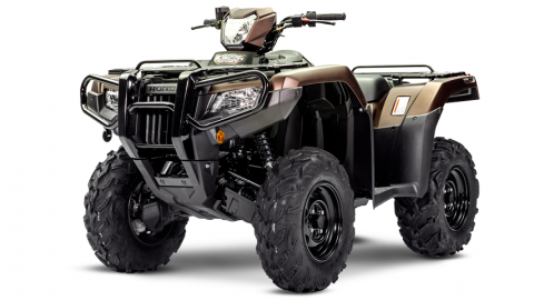 Honda TRX520 Rubicon IRS EPS 2020