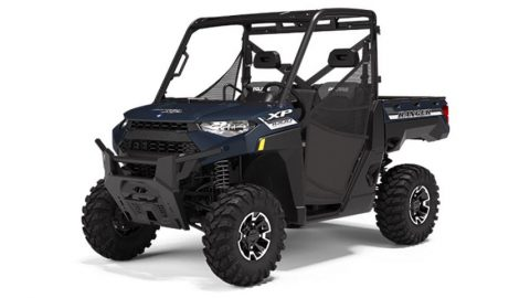 Polaris Ranger XP 1000 Premium Winter Preparation 2020