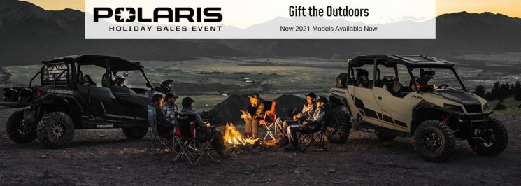 Holiday Sales Event – Polaris GENERAL