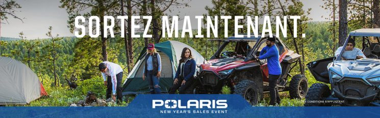 Grande vente du Nouvel An – Polaris SPORTSMAN