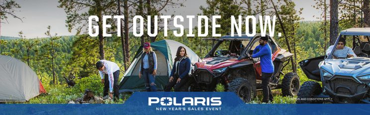 Grande vente du Nouvel An – Polaris GENERAL