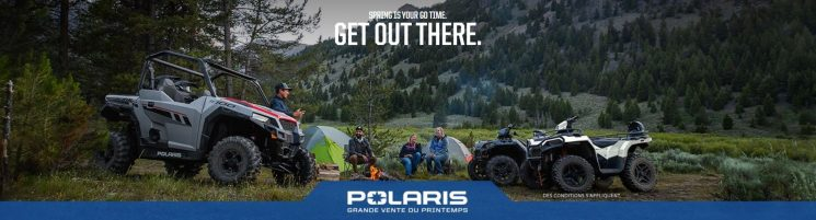 Spring Sales Event – Polaris GENERAL