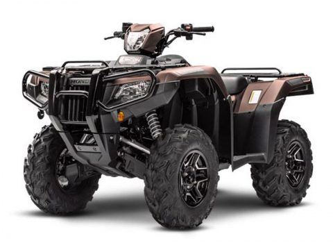 Honda 2021 TRX520 Rubicon DCT IRS EPS Deluxe