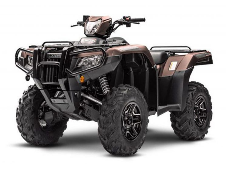 Honda TRX520 Rubicon DCT IRS EPS Deluxe 2021