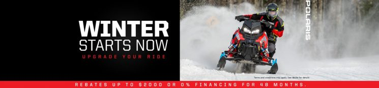 Winter Starts Now – Upgrade Your Ride