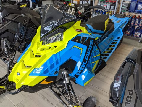 Polaris 2020 850 Switchback Assault 144