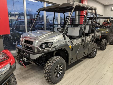 Kawasaki 2021 Mule PRO-FXT EPS Ranch Edition