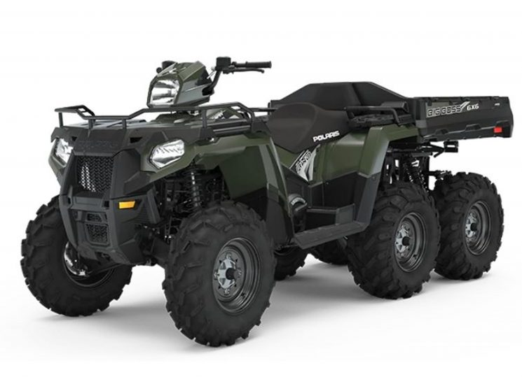 Polaris Sportsman 6x6 570 Big Boss 2021