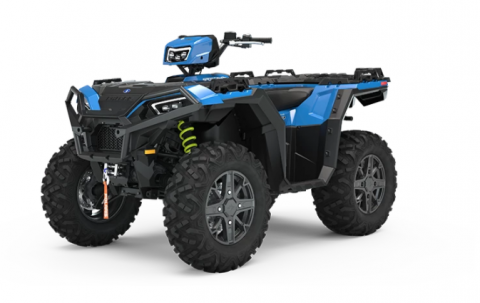 Polaris Sportsman 850 Édition Ultimate Trail 2021