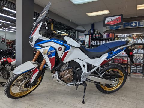 Honda CRF1100 Africa Twin Adventure Sports ES 2021