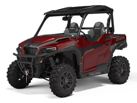 Polaris General 1000 Deluxe 2021